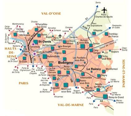 Seine St Denis 93 Volets Roulants